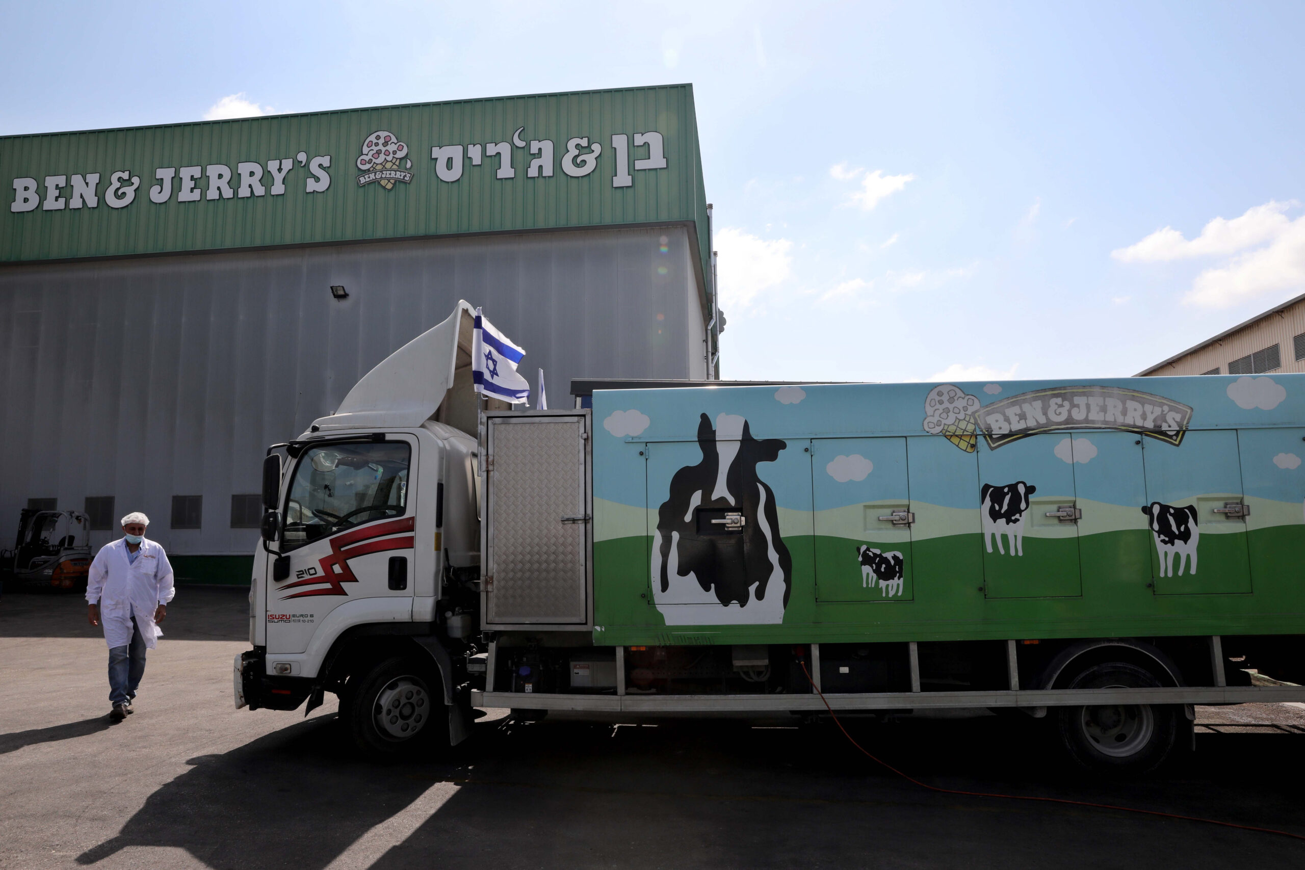 Ben & Jerry's Takes Liberal Distortions Global